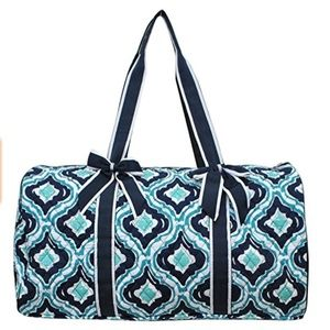 Handbags - Moroccan Quilted Duffel Bag BUNDLE & SAVE!